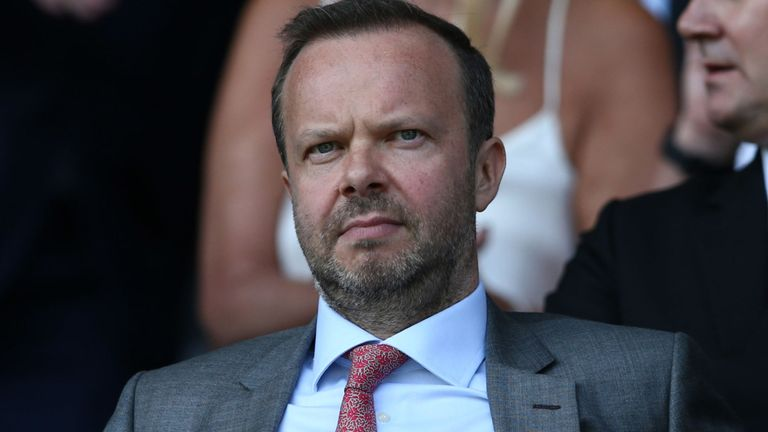 Ed Woodward says Manchester United are planning to make more signings this summer